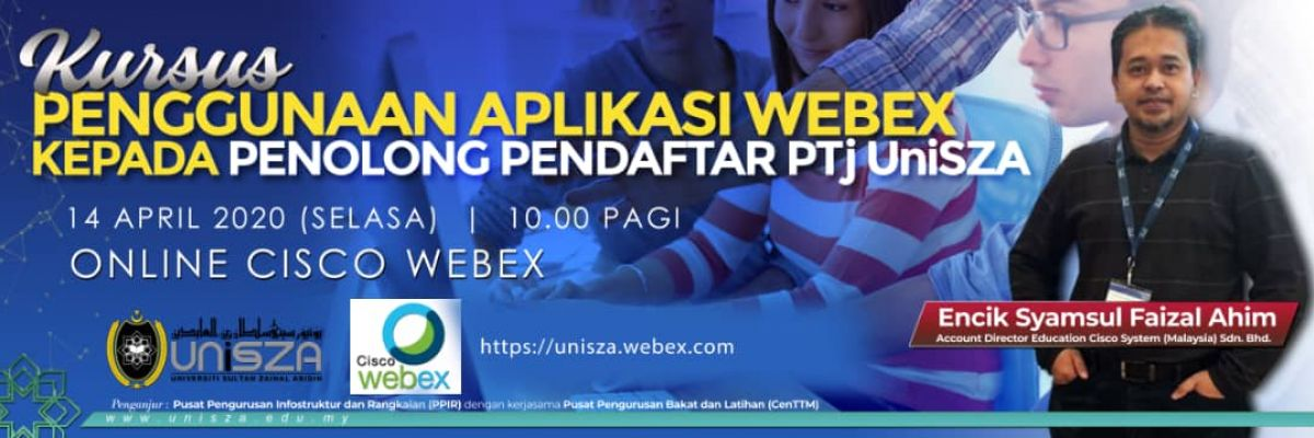 APLIKASI CISCO WEBEX