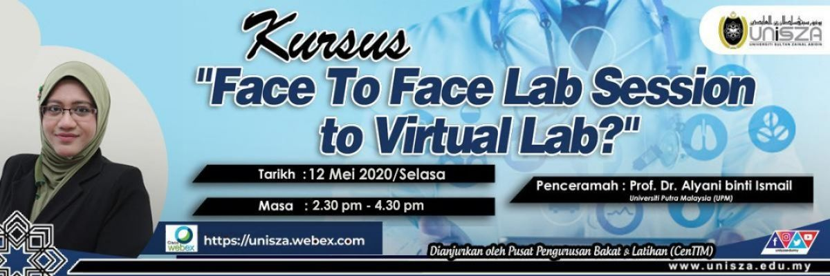 KURSUS FACE TO FACE